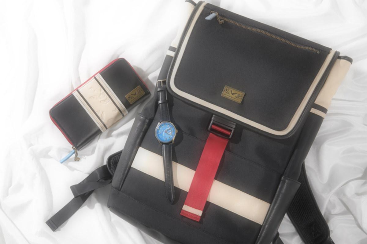 『AIR』とのコラボ腕時計・バッグ・財布が新登場!